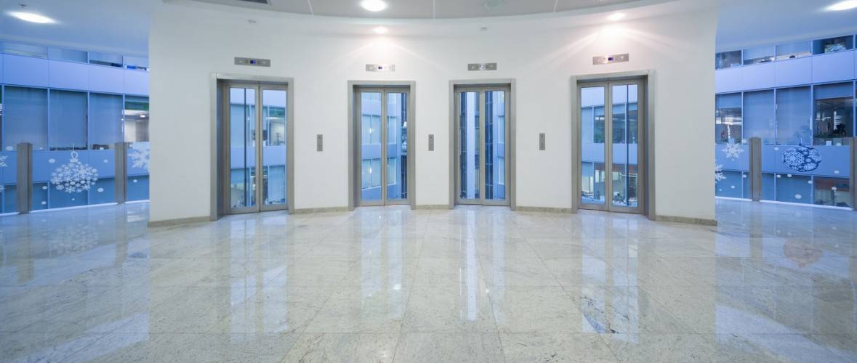 Floor Waxing Service